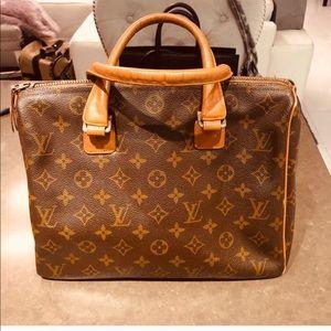 Authentic Louis Vuitton Top Hamdle Monogram bag